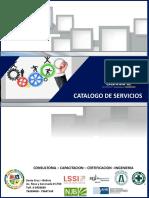 Oferta de Servicios SCG - 2019 - Rev. 1