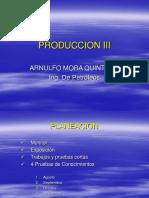 01. Produccion III