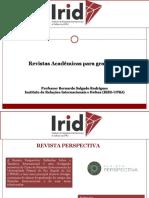 Revistas Acadêmicas Para Graduação
