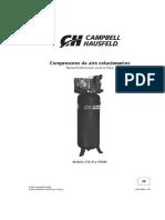 Manual Compresor de Aire