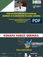 Presentasi GERMAS