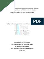 Observación e investigación en los procesos y evolución del Desarrollo Humano en los estudiantes de 3.docx