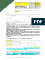 """11. f011 Procedimiento """"Manejo de Imparcialidad y Confidencialidad""""1"""