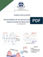 01 Clase Espectroscopia