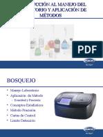 Buenas Practicas de Lab Hach Español - Andia Ltda