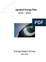 Integrated Energy Plan 2015