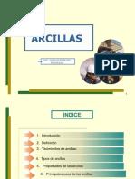 Arcilla,propiedades y caracteristicas