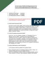 Formato para registrar información sobre trabajo