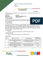 Eee f426 Fiber Optics and Optoelectronics