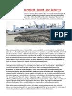 Fiber Reinforcement Cement and Concrete Tp