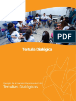 TERTULIAS DIALÓGICAS