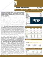 Research Report Pidilite Industries Ltd