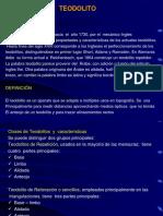 Diapositiva Topografía Udabol