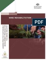Mine Rehabilitation