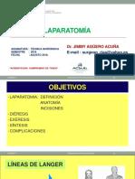 Clase 5 - Laparotomía