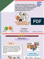 taller metodos y tecnicas para el aprendizaje de las cs naturales