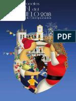 Programa Fiestas Ciempozuelos 2018