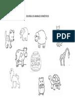 Colorea Los Animales Domésticos.docx Pre Kinder.docx Kinder