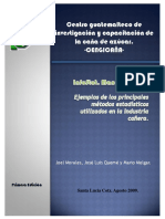 Manual Infostat Cengicaña