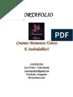 PORTAFOLIO CREACIONES LIZAR
