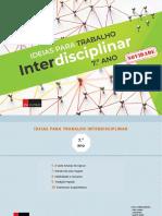 Ideias Para Trabalho Interdisciplinar - 7º Ano
