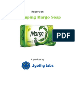 Margo Soap Re-Branding and Repositioning