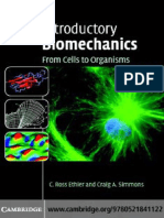 Biomechanics From Cells to Organisms