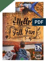 Fall Fun Guide (2019)