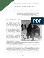 Arauco revive un rito de muerte. Revista Vea, 30 de junio, 1960.
