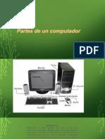 Partes de Un Computador