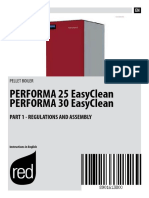 Performa easy clean