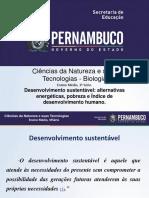 Caminhos e Perspectivas Alternativas Energéticas, Tecnologias Ambientais Para o Sustento Ambiental