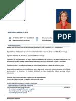 Hv Beatriz Diaz Ingeniera Industrial Uis Docente