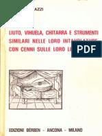 TONAZZI_Liuto Vihuela Chitarra e Strumenti Similari
