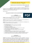 Reglamento de Honorarios Minimos 2010
