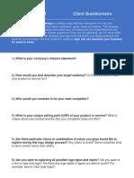 LogoDesign-ClientQuestionnaire