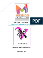 Proyecto Milagros