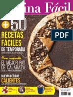 Cocina Facil Mexico - Noviembre 2017