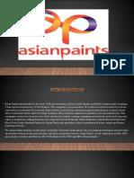 Asian Paints Marketing Mix (4Ps) Strategy