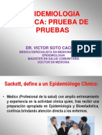 5 Epidemiologia Clinica Pruebas de Pruebas Diagnósticas.