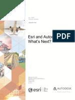 Esri ADSK Vision Paper Template FINAL
