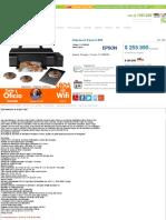 Impresora Epson L805