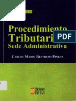 Procedimiento Tributario en Sede Administrativa (Libro)