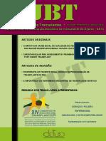 Jornal Brasileiro de Transplantes