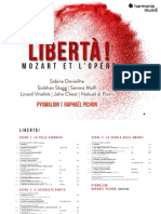Mozart - Libertà
