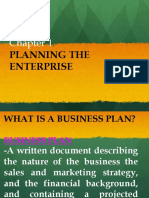 Chapter 1 Business Plan
