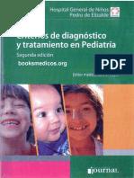 Criterios de Diagnostico y Tratamiento en Pediatria - VOYER 2012