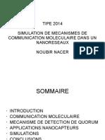 communication moléculaire
