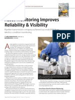 Asset Monitoring Improves Reliability & Visibility Pumps & System, August 2019