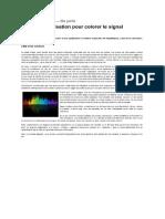 6- Utiliser l'EQ Pour Colorer Le Signal
